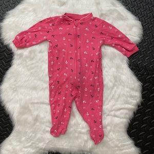 5/25$ pink onesie